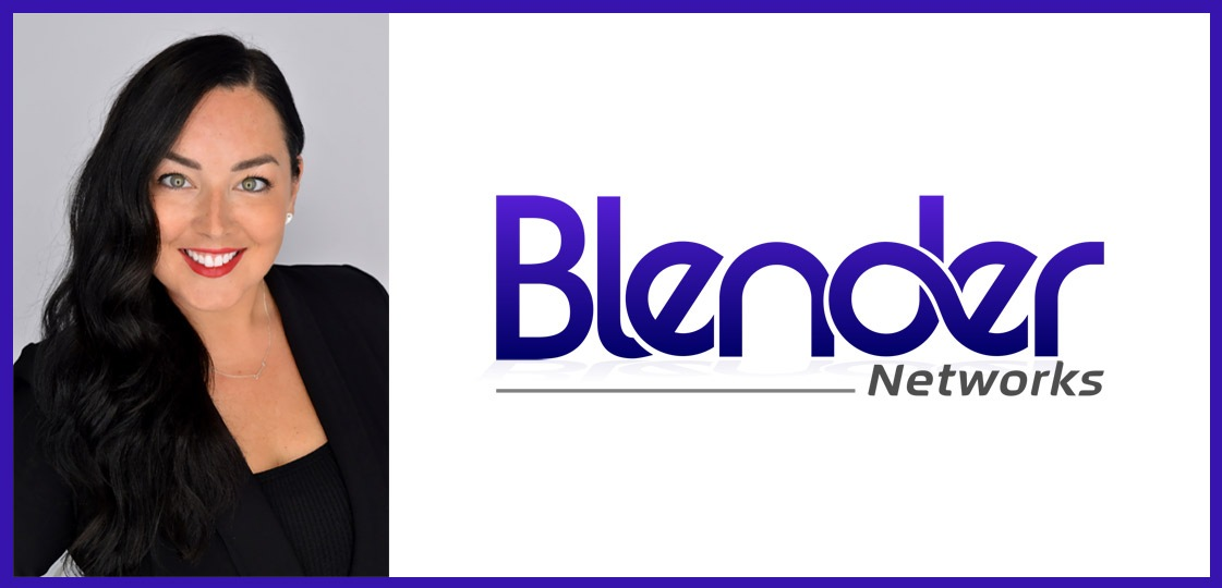 Blender Networks Inc. Names Jennifer Cullen as Chief Financial Officer